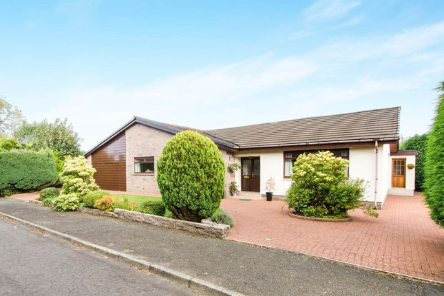 Thumbnail Detached bungalow for sale in Kirkview Crescent, Newton Mearns, Glasgow