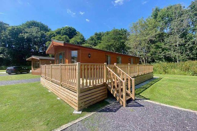 Thumbnail Lodge for sale in Cleveley Bank Lane, Forton, Preston