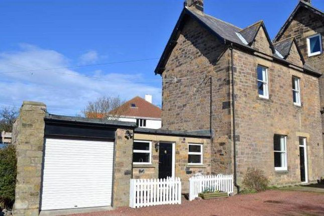 Thumbnail Cottage for sale in Northumberland Street, Alnmouth, Alnwick