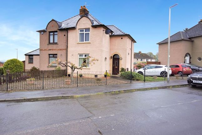 2 bed semi-detached house for sale in Coronation Street, Coaltown, Glenrothes KY7