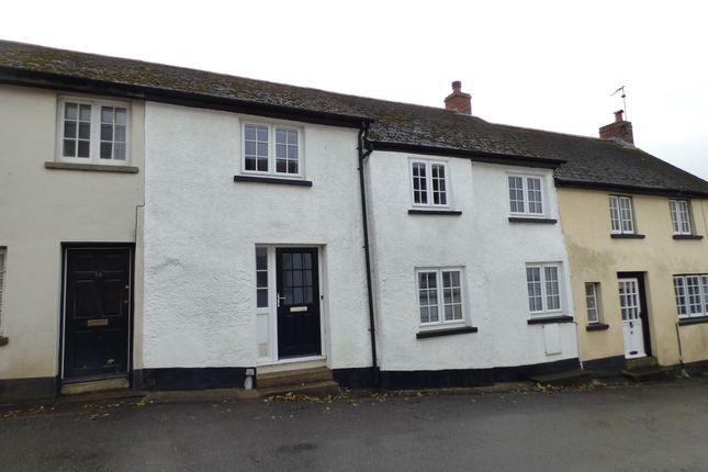 Thumbnail Terraced house to rent in Higher Street, Hatherleigh, Okehampton