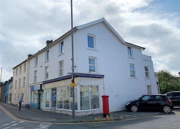 Thumbnail Flat for sale in Maengwyn Street, Tywyn