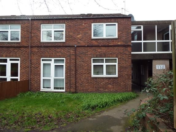 Thumbnail Flat for sale in Galsworthy Court, Braunstone, Leicester, Leicestershire