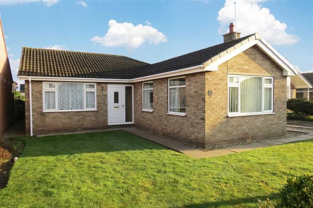 Thumbnail Detached bungalow for sale in St. Michaels Close, Billinghay, Lincoln