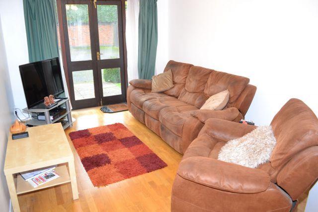 Lounge of Homestead Way, Kingsley, Northampton NN2