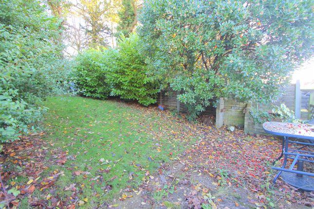 Garden of Rookwood Avenue, Wallington SM6
