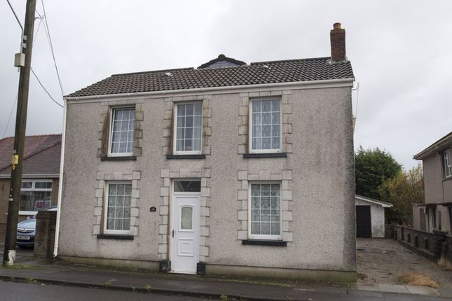 Thumbnail Detached house for sale in Frampton Road, Gorseinon, Swansea