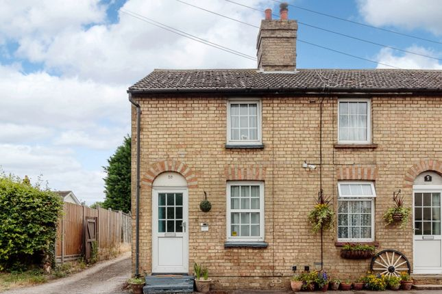 2 bed terraced house for sale in Cambridge Road, Biggleswade, Bedfordshire
