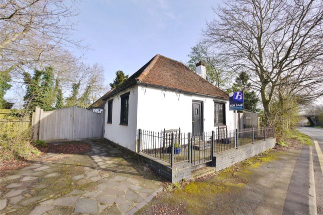 Thumbnail Bungalow for sale in Epping Road, North Weald, Epping, Essex