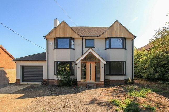 Thumbnail Detached house for sale in Mentmore Road, Cheddington, Leighton Buzzard