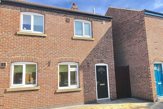 Thumbnail Town house for sale in Horsman Avenue, York