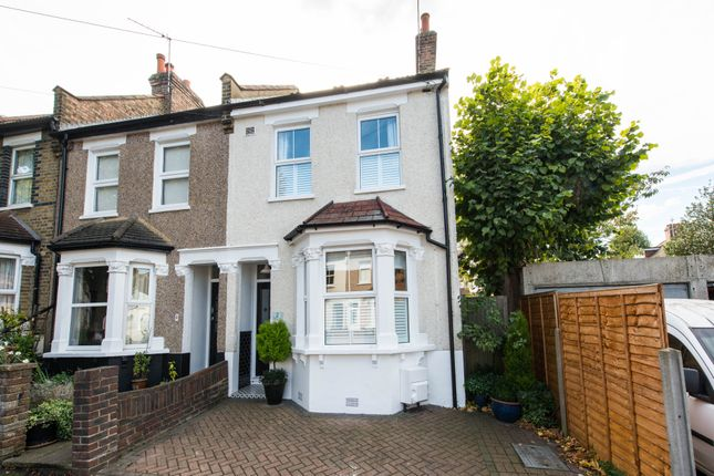 4 bed end terrace house for sale in Mellows Road, Wallington, Surrey