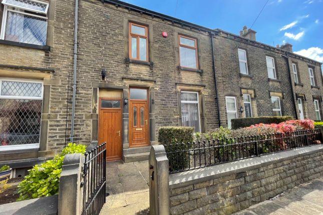3 bed terraced house for sale in Lea Street, Lindley, Huddersfield HD3