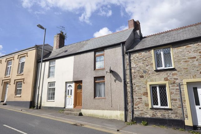 2 bed property to rent in St. Nicholas, St. Nicholas Street, Bodmin PL31