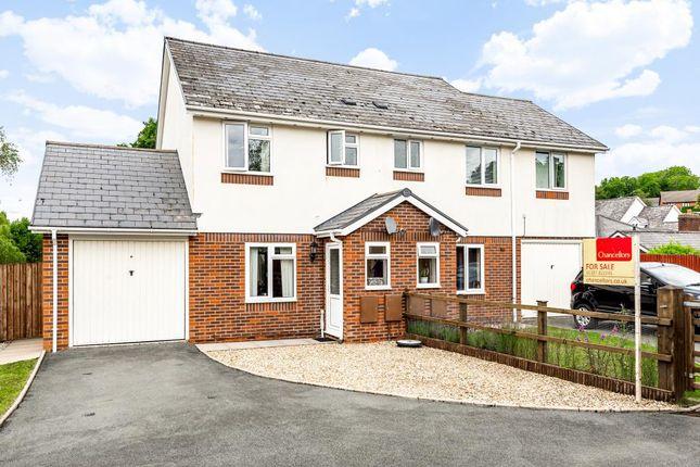 Thumbnail Semi-detached house for sale in Gorse Farm, Llandrindod Wells, Powys