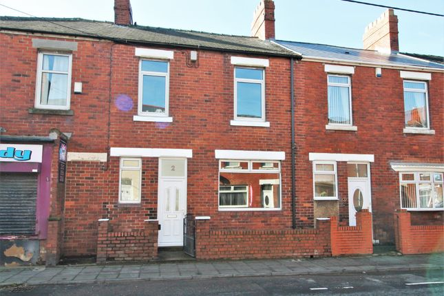 Thumbnail Terraced house for sale in Beatrice Terrace, Shiney Row, Houghton Le Spring