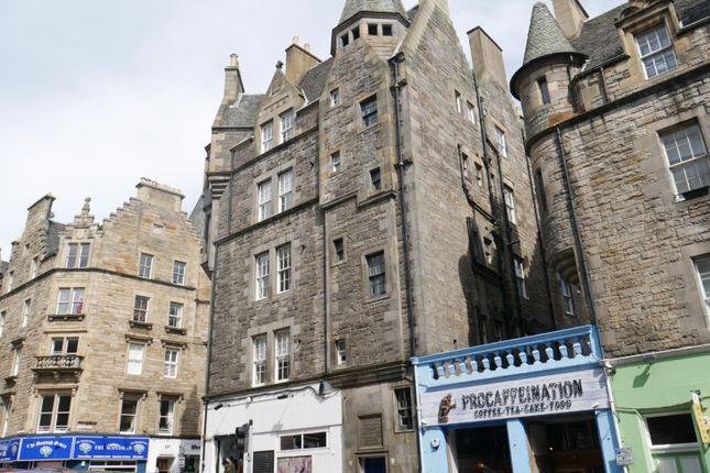 Thumbnail Flat to rent in St Marys Street, Royal Mile, Edinburgh