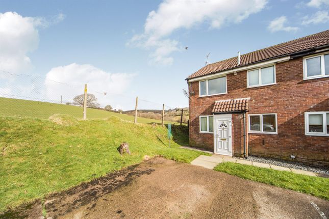 Thumbnail Semi-detached house for sale in Bryn Nant, Caerphilly