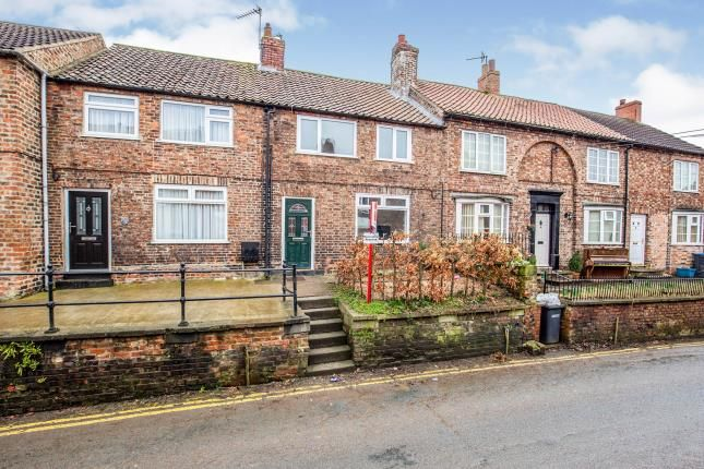 2 bed terraced house for sale in Cockpit Hill, Brompton, Northallerton DL6
