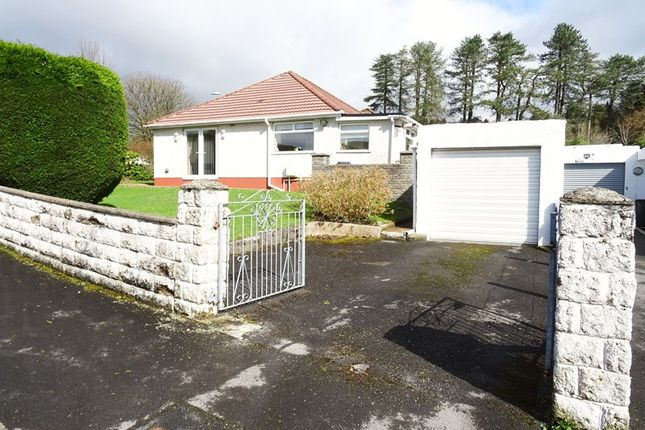 Thumbnail Bungalow for sale in Pandy Close, Merthyr Tydfil