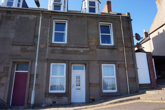 Thumbnail Flat for sale in Hill Terrace, Arbroath