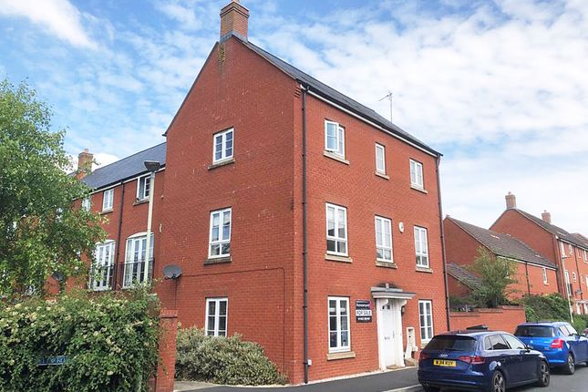 Thumbnail End terrace house for sale in Jetty Road, Hempsted, Gloucester