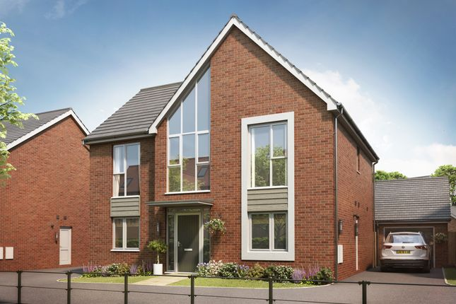 Thumbnail Detached house for sale in Campden Road, Meon Vale, Stratford-Upon-Avon