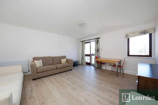 Thumbnail Flat to rent in Goodhart Place, London