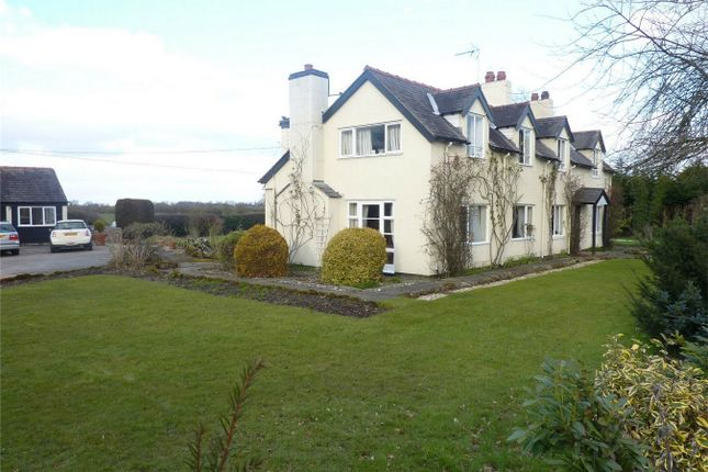 Thumbnail Detached house for sale in Orchard House, Barton Road, Barton, Malpas, Cheshire