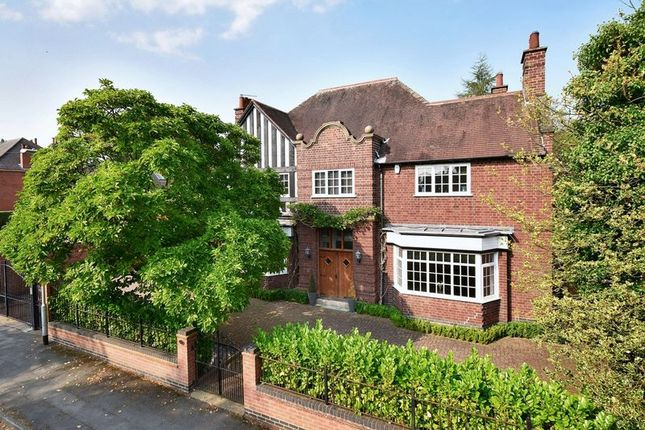 Thumbnail Detached house for sale in Tempest Road, Birstall, Leicester