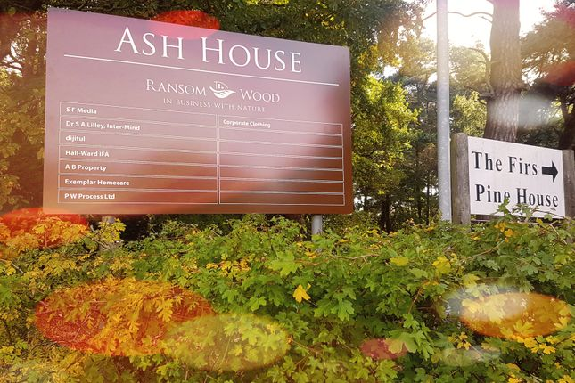 Thumbnail Office to let in Ash House 6, Ransom Wood Business Park, Southwell Road West, Mansfield