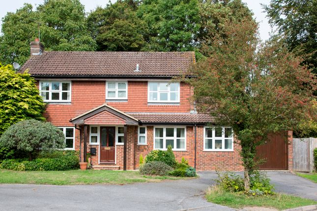 Thumbnail Detached house for sale in Haywarden Place, Hartley Wintney, Hook