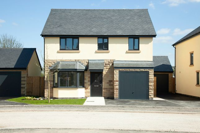 Thumbnail Detached house for sale in Hornby Road, Caton