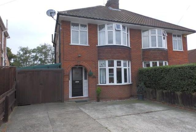 3 bed semi-detached house for sale in Everton Crescent, Ipswich