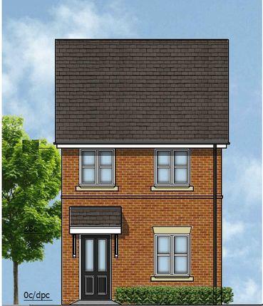 Thumbnail Semi-detached house for sale in Gateway Avenue, Baldwins Gate, Newcastle-Under-Lyme