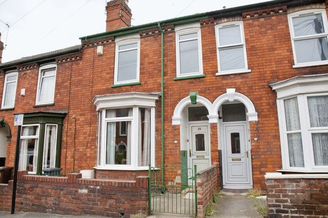 Thumbnail Terraced house to rent in Avondale Street, Lincoln