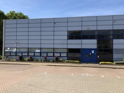 Thumbnail Warehouse to let in 28 Tanners Drive, Blakelands, Milton Keynes, Buckinghamshire