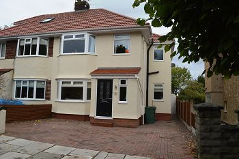 Thumbnail Semi-detached house to rent in Loomsway, Irby, Wirral
