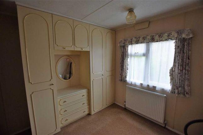 Bedroom Two of Four Seasons Park, Chapel St. Leonards, Skegness PE24