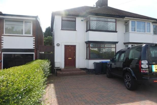 Thumbnail Property to rent in Carter Road, Great Barr, Birmingham