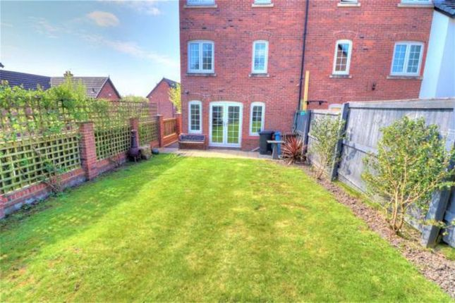 Rear Elevation of Oliver Fold Close, Worsley, Manchester M28