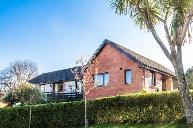 Thumbnail Bungalow for sale in The Avenues, Lamlash, Isle Of Arran, North Ayrshire