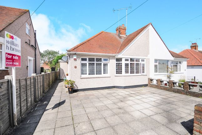 Thumbnail Semi-detached bungalow for sale in Stewart Road, Chelmsford