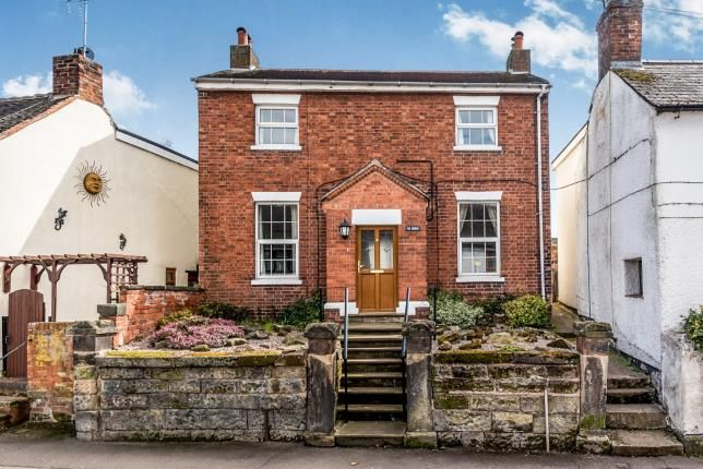 Thumbnail Detached house for sale in Main Road, Great Haywood, Stafford, Staffordshire