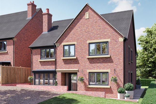 Thumbnail Detached house for sale in Cedar House, Hazelwood Road, Duffield
