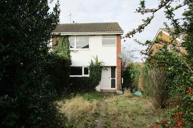 3 bed semi-detached house for sale in Ipswich Road, Colchester
