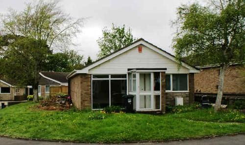 Thumbnail Bungalow to rent in Blagdon Close, Weston Super Mare