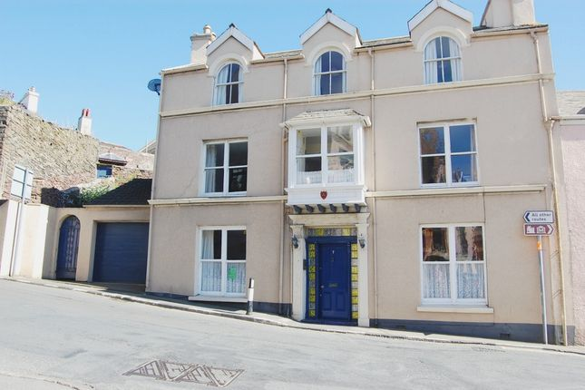 Thumbnail Detached house for sale in Station Road, Peel, Isle Of Man