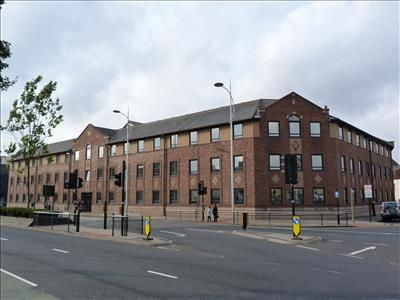 Thumbnail Office to let in Ground Floor & Second Floor, Cherry Court, Ferensway, Hull, East Yorkshire