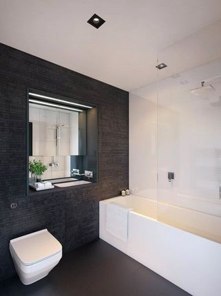 Bathroom of The Madison, 199 To 207 Marsh Wall, Canary Wharf, London E14
